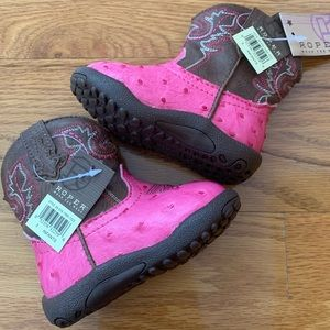 Roper Cowbabies Annabelle Pink